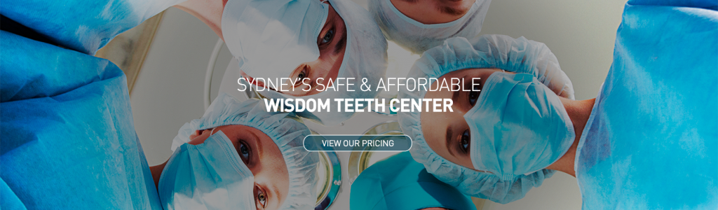 Wisdom Teeth Removal in Sydney