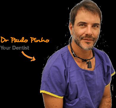 Dr Paulo Pinho